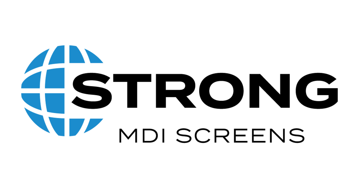 High-quality projection screens for cinema & pro A/V - Strong MDI