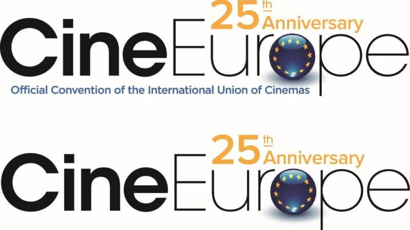 CineEurope 2016, See us at booth #518