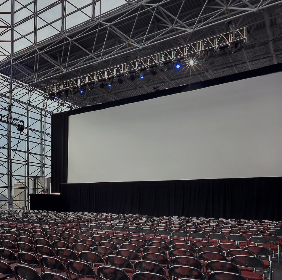 Peinture Pour Ecran Retroprojecteur Écrans de projection pour le cinéma et projets audiovisuels