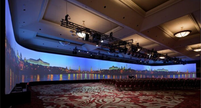 Ontario Quality Motors >> Custom curved projection surface - Strong MDI