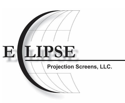 Eclipse Projection Screens