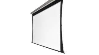 Poliview Tensioned Motorized Screen